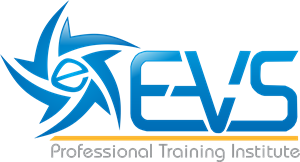 EVS Training Institute Logo Vector