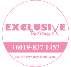 Exclusive By Honey Logo Vector