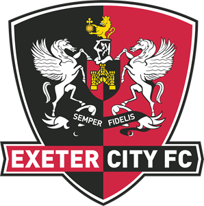 Exeter City FC Logo Vector