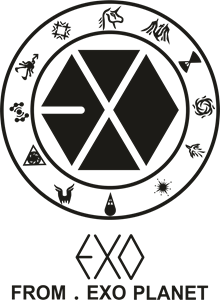 EXO FROM PLANET Logo Vector