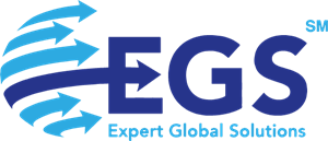 Expert Global Solutions Logo Vector