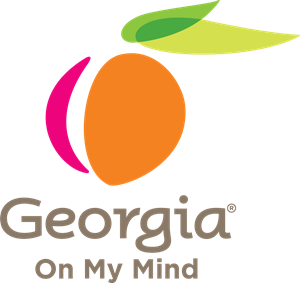 Explore Georgia | Georgia Tourism & Travel Logo Vector