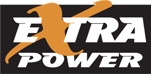 Extra Power Logo Vector