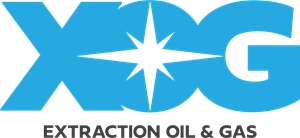 Extraction Oil and Gas Logo Vector