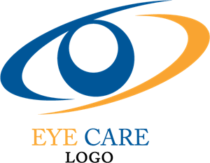 Eye Medical Hospital Logo Vector