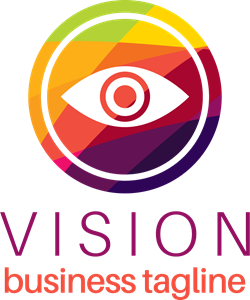 Eye vision Logo Vector