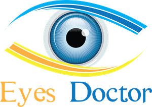 eyes doctor Logo Vector