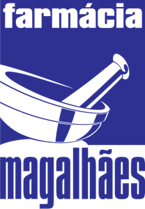 FARMACIA MAGALHAES Logo Vector