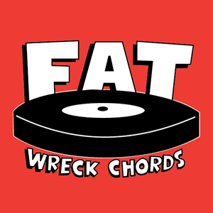FAT Records Logo Vector