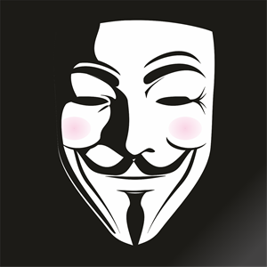 V For Vendetta Mask Vector FAWKE`S MASK V ...