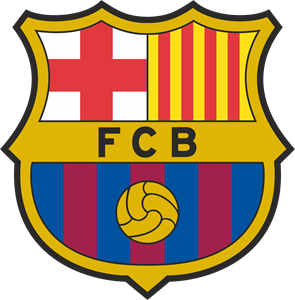 Fc Barcelona Logo Vector Eps Free Download