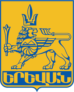 FC Yerevan City Logo Vector