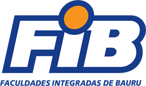FIB - FACULDADES INTEGRADAS DE BAURU Logo Vector