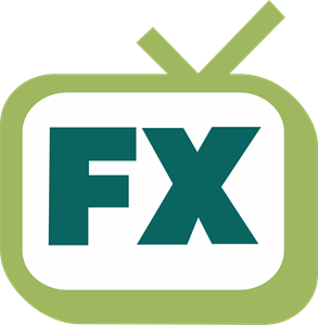 FX TV Logo Vector