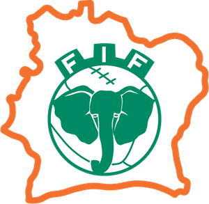 Fédération Ivoirienne de Football Logo Vector