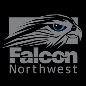 Falcon Northwest Logo Vector