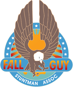 Fall Guy Logo Vector