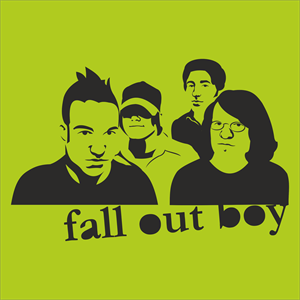 Fall out boy Logo Vector