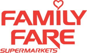 Family Fare Supermarkets Logo Vector