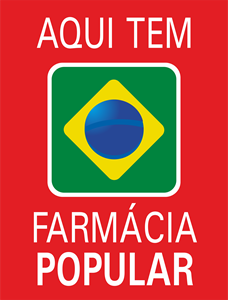 Farmácia Popular Logo Vector