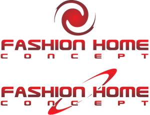 Fashion Home Concept Logo Vector