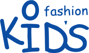 Fashion Kids Logo Vector