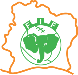 Federation Ivoirienne de Football Logo Vector