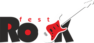 Fest Rock Logo Vector