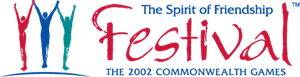 Festival 2002 Commonwealth Games Logo Vector