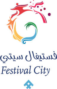 Festival City Logo Vector