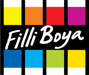 Filli Boya Logo Vector