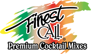 Finest Call - Premium Cocktail Mixes Logo Vector