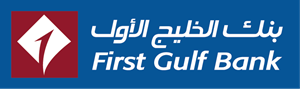 First gulf bank Logo Vector