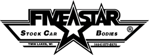 Five Star Logo Vector