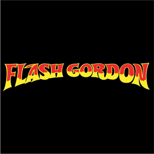 Flash Gordon Logo Vector