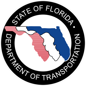 Florida Department of Transportation Logo Vector