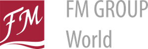Fm group world Logo Vector