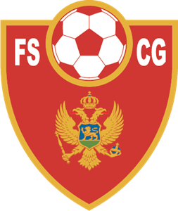 Football Association of Montenegro Logo Vector