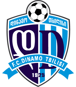 Football Club Dinamo Tbilisi Logo Vector
