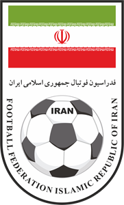 Football Federation Islamic rep. of Iran Logo Vector