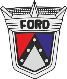 Ford 55 Logo Vector