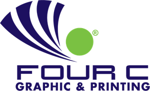 Four C. Graphic & Printing, Inc. Logo Vector
