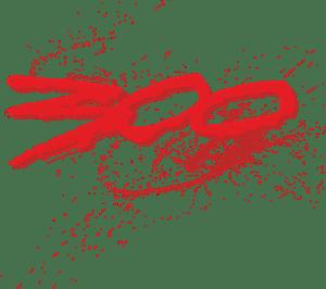 Frank MIller's 300 Logo Vector (.CDR) Free Download