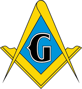 Free & Accepted Masons Logo Vector
