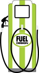 Fuel Design Logo Vector