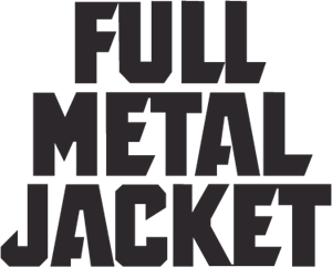Full Metal Jacket Logo Vector