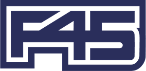 F45 training Logo Vector