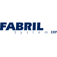 Fabril System ERP Logo Vector