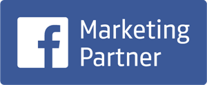 Facebook Marketing Partner Logo Vector