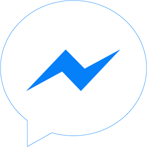 Facebook Messenger Lite Logo Vector